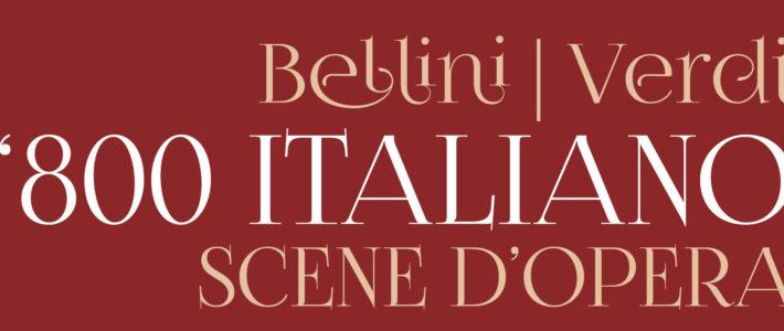 Bellini-Verdi '800 Italiano