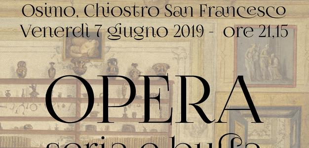 Opera Seria e Buffa in concerto