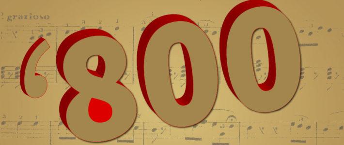 Ottocento: Uno sguardo sull'Europa musicale