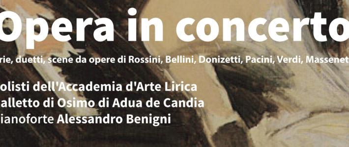 Opera in Concerto!!!