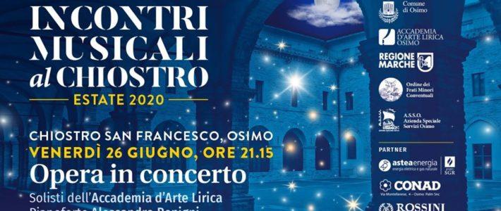 Opera in concert