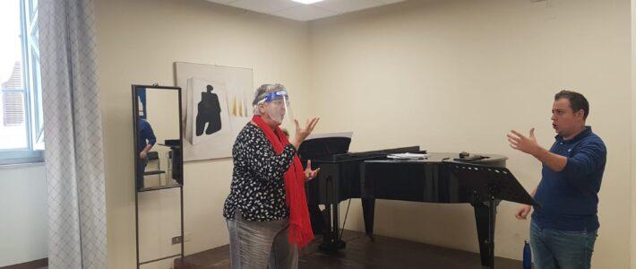 Master class with Anna Vandi