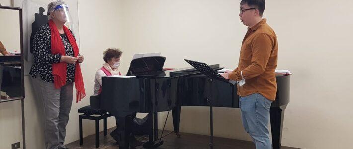 Master Class con Anna Vandi