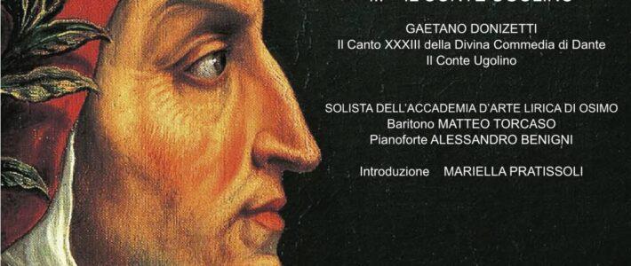 Dante all'Opera – Il Conte Ugolino