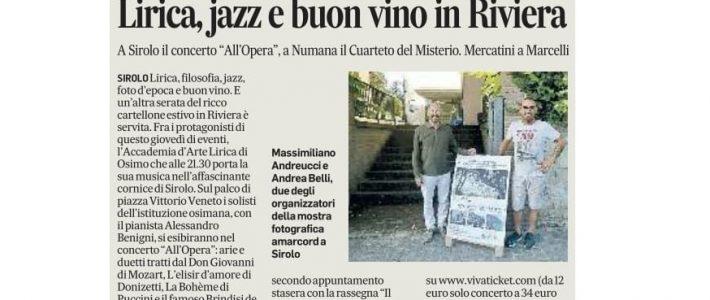 All'Opera – Sirolo