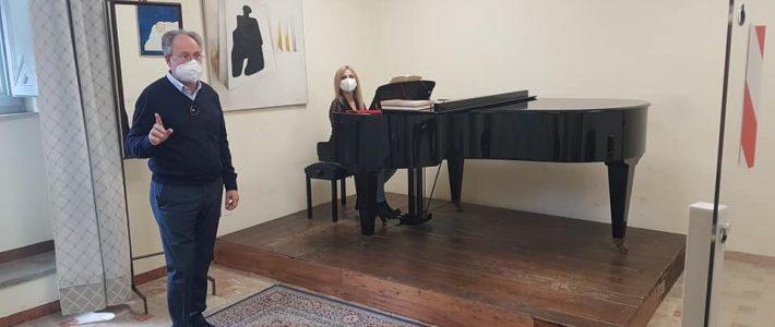 Master Class with Vincenzo De Vivo