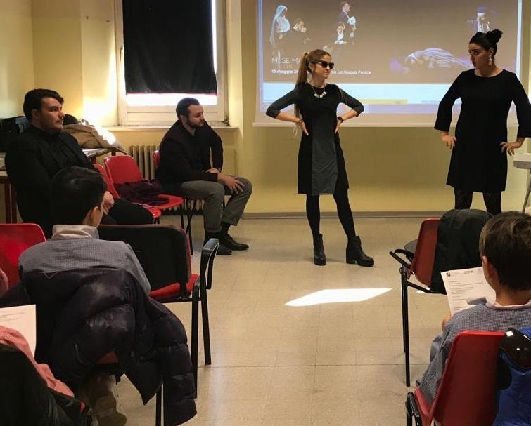 Castelfidardo, Auditorium Scuola Media Soprani, Martedì 11 dicembre. Gli alunni della scuola Primaria Montessori di Castelfidardo incontrano i Solisti dell'Accademia d'Arte Lirica di Osimo.